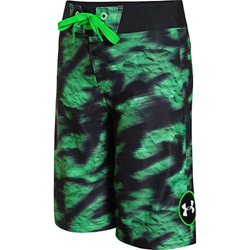 Under armour barrel boardshorts youth sz 24 apparel for Under armour swim shirt youth