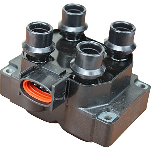 Brand New Ignition Coil Pack For 1988-2003 Mazda Lincoln Ford and Mercury L4 & V8 Oem Fit C1117 (92 Ford Ranger Coil Pack compare prices)