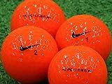 【Aランク】【ロゴなし】NIKE(ナイキ) PD/LONG オレンジ 2014年モデル 20個セット【ロストボール】