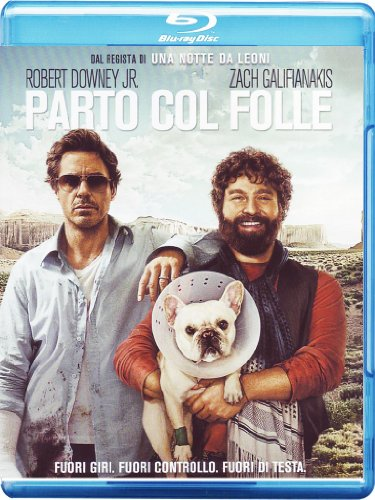 Parto col folle (+e-copy) [Blu-ray] [IT Import]