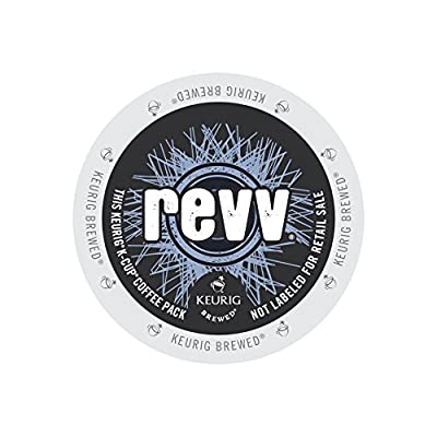 Green Mountain Coffee Revv, K-Cup for Keurig Brewers