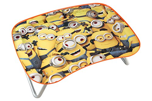 JayBeeCo Despicable Me Minions Children's Multipurpose Snack Activity Tray (Lap Trays Kids compare prices)