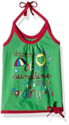 Donuts Baby Girls' Blouse (267620014_Green_12 Months)