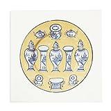 Delft plate (Giclée Print)||EVAEX