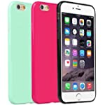 3 X IDACA Coque iphone 6, 3 PCS Etui...