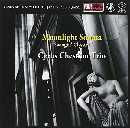 SACD : Cyrus Chestnut - Moonlight Sonata (Japan - Import)