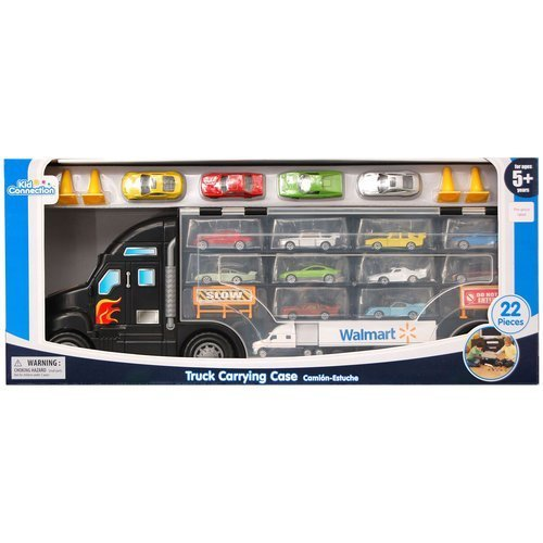 Kid Connection Truck Carrying Case - 1