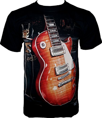 rock-chang-t-shirt-gibson-guitar-les-paul-guitare-noir-black-r-711-s-m-l-xl-xxl-s