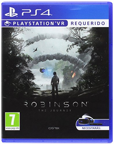 Sony Robinson: The Journey, PS4