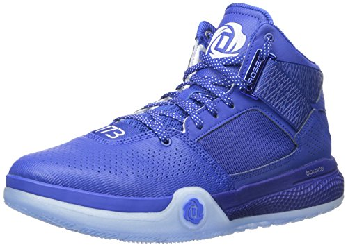 adidas Performance Men's D Rose 773 IV Basketball Shoe, Collegiate Royal/Black/White, 8 M US