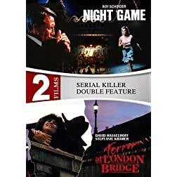 Night Game / Terror at London Bridge - 2 DVD Set (Amazon.com Exclusive)