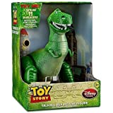 "Disney Pixar Toy Story Deluxe Talking Rex 12"" Figure"