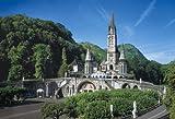 300ピース パワースポット ルルドの大聖堂 フランス 26-240