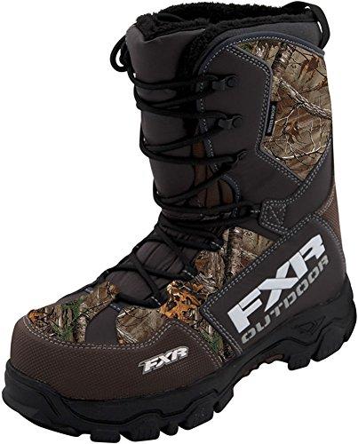 Men's FXR® X-Cross Snowmobile Camo Boots