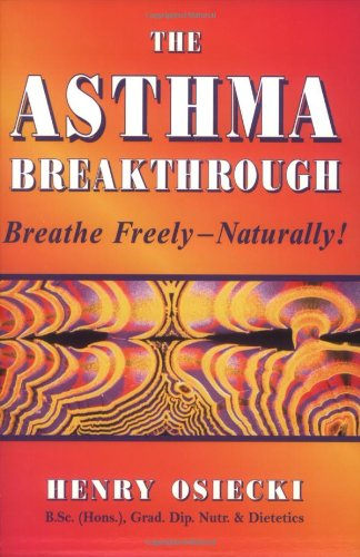 The Asthma Breakthrough: Breathe Freely-Naturally! front-493866