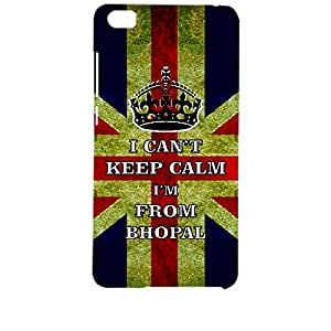 Skin4gadgets I CAN'T KEEP CALM I'm FROM BHOPAL - Colour - UK Flag Phone Designer CASE for XIAOMI REDMI NOTE PRO