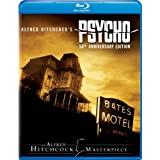 Psycho (50th Anniversary Edition) [Blu-ray]by Anthony Perkins