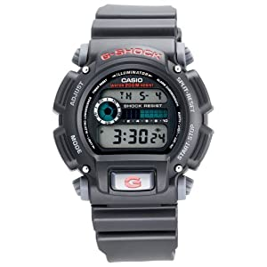 jam tangan   Casio Men's DW9052-1V G-Shock Classic Digital Watch