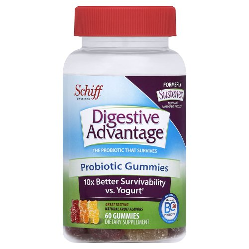 Sustenex Probiotic Gummies 60 Ct (Quantity Of 2)