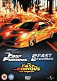 The Fast And The Furious/2 Fast 2 Furious/The Fast And The... [DVD]