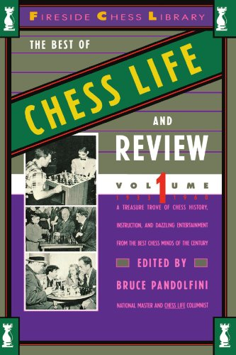 Best of Chess Life and Review, Volume 1: 001 (Fireside Chess Library)