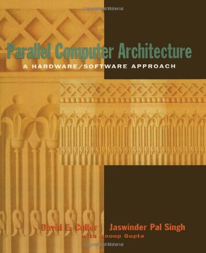 Parallel Computer Architecture: A Hardware/Software...