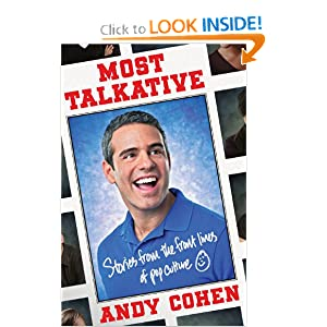 Most Talkative - Andy Cohen
