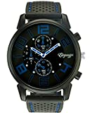 Eleganzza Analogue Black Dial Sports Watch for Men- gtports5
