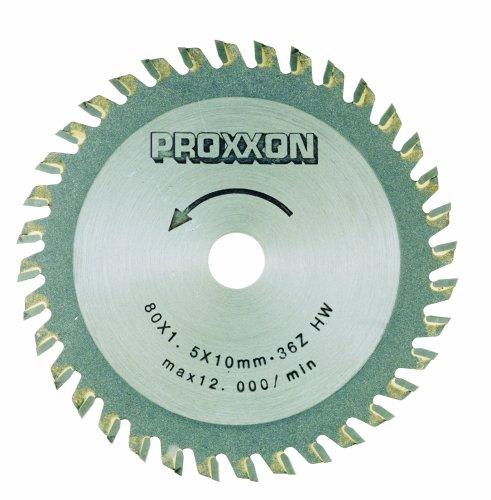 Proxxon-Kreissgeblatt-HM-bestckt-80-mm-36-Z-28732