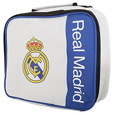 Real Madrid Woodmark Lunch Bag