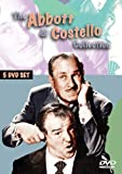 Cover art for  Abbott & Costello - Comedy Collection