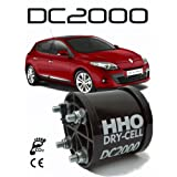 Kit HHO DC2000 Automobile Fuel Saving