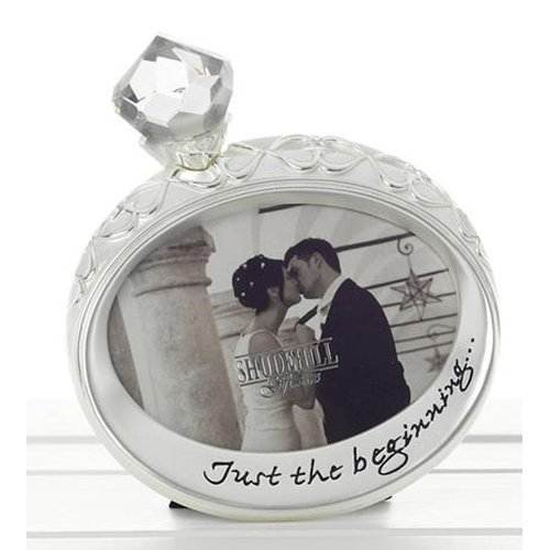 Shudehill Giftware - Lovers Engagement Ring Frame