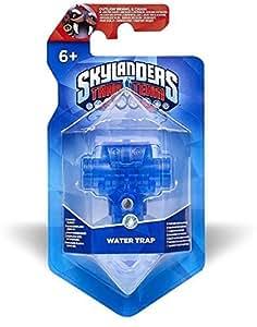 Piège eau : contenant le vilain Outlaw Brawl and Chain -  Bonus de précommande Skylanders : TrapTeam