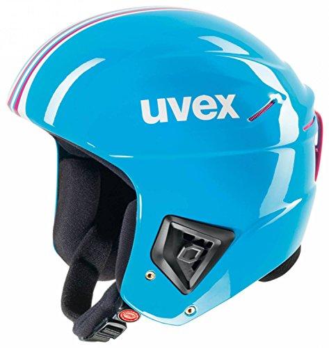 Uvex Race+ cyan/pink 56-57cm