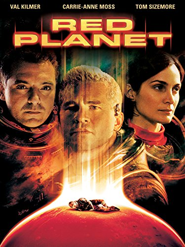 Red Planet on Amazon Prime Instant Video UK