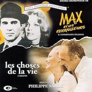 Philippe Sarde -  Max Et Les Ferrailleurs