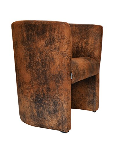 TOP-Sessel-Clubsessel-Loungesessel-Cocktailsessel-Antik-Braun-W369