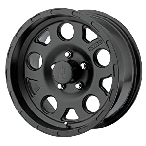 KMC Wheels XD Series Enduro XD122 Matte Black Wheel (15×7″/6×5.5″)