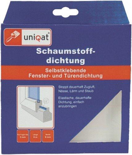 SCHAUMSTOFF-DICH TUNG WEISS 4002