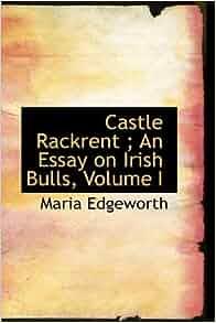 Essay on irish bulls edgeworth
