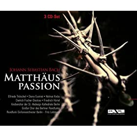 Matth�uspassion - Teil II: Choral: Wenn ich einmal soll scheiden (feat. Fritz Lehmann)
