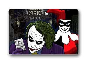 Amazon Com Joker And Harley Quinn Pattern For Front Door