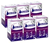 Feliway 48-Milliliter Plug-In Refills, 6 Refills