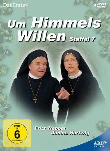 Um Himmels Willen - 7. Staffel: Folge 79 - 91 [4 DVDs]