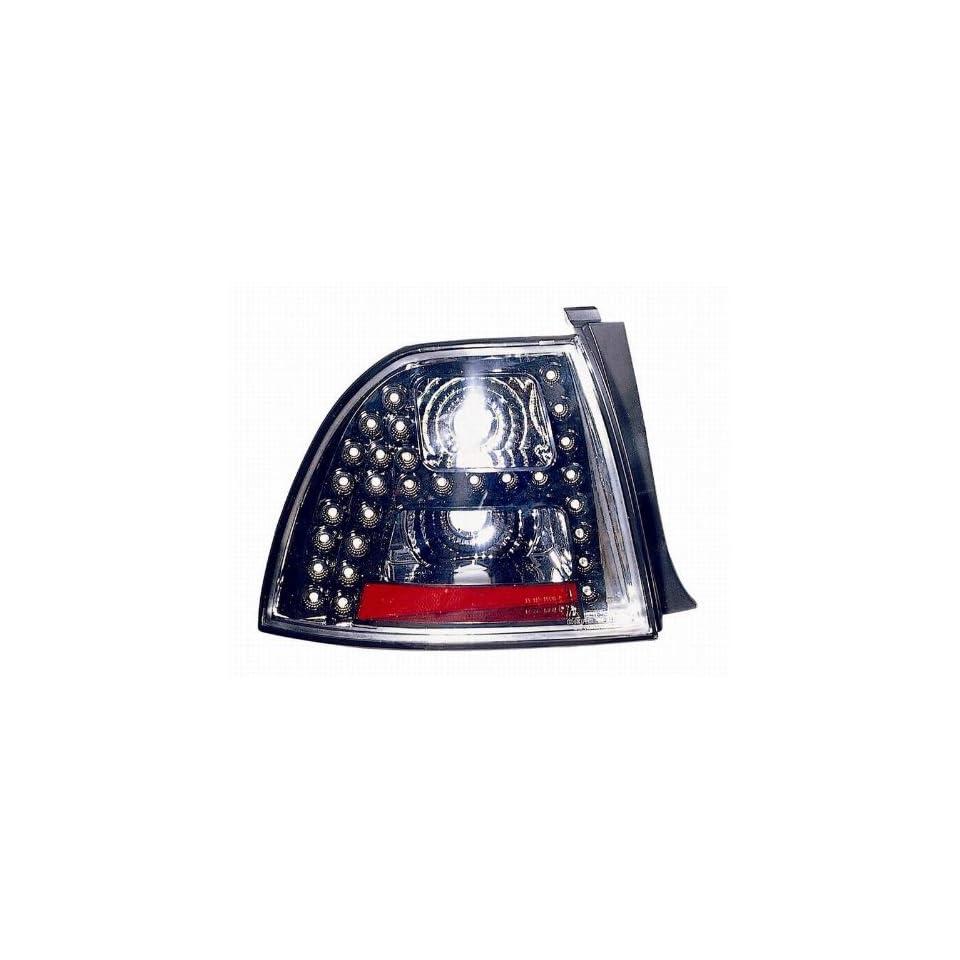 Depo 317 1968PXUS2 Honda Accord Coupe/Sedan Black LED Tail Light