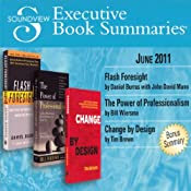 Soundview Executive Book Summaries, %%Month, YYYY%% | [Daniel Burrus, John David Mann, Bill Wiersma, Tim Brown]