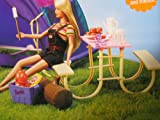 Barbie Route 66 Camping Fun Playset (2000)
