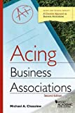 img - for Acing Business Associations (Acing Series) book / textbook / text book