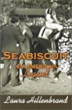 Image of By Laura Hillenbrand Seabiscuit: An American Legend (G K Hall Large Print Nonfiction Series) (1st First Edition) [Hardcover]